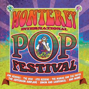 Monterey Pop Festival affiche