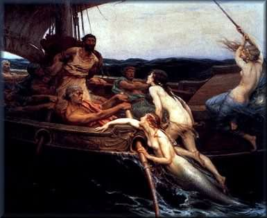 Ulysses and sirens
