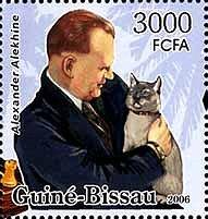 Alekhine-cat