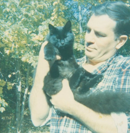 Kerouac Black Cat