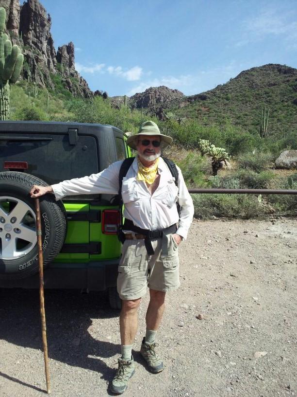 Peralta Canyon 17Aug13
