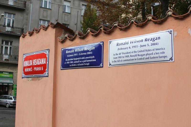 Reagan Prague