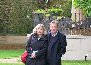 Ed and fiona buckner