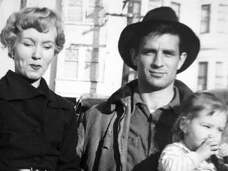Kerouac and Carolyn