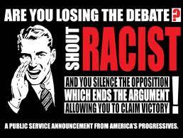 Racist Shout