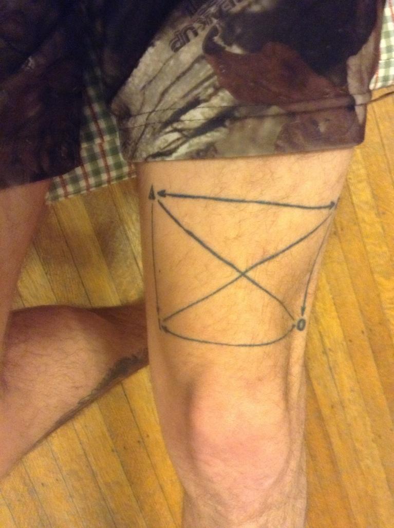 Tattoo Baldocchi 2