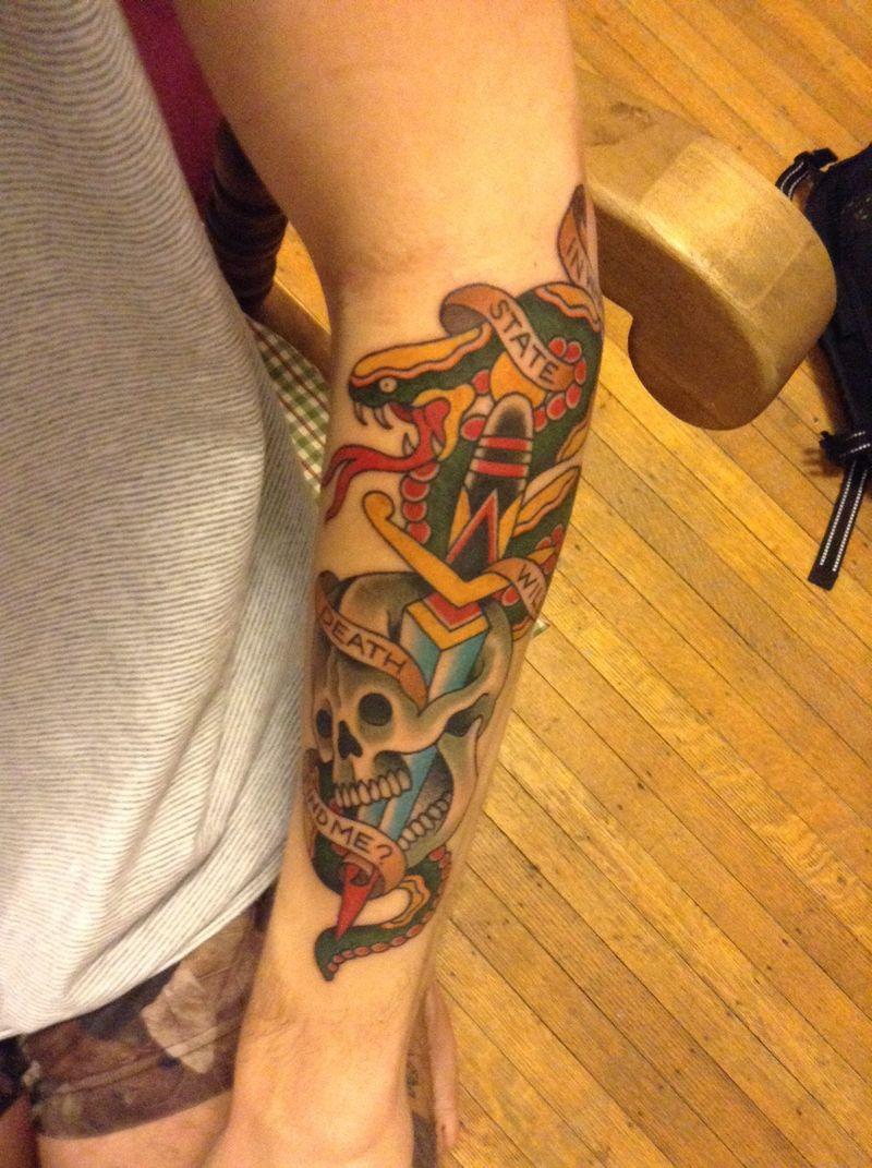 Tattoo Baldocchi