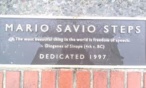 Mario Savio steps