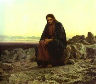 Christ in the Desert