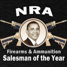 Obama Gun Sales