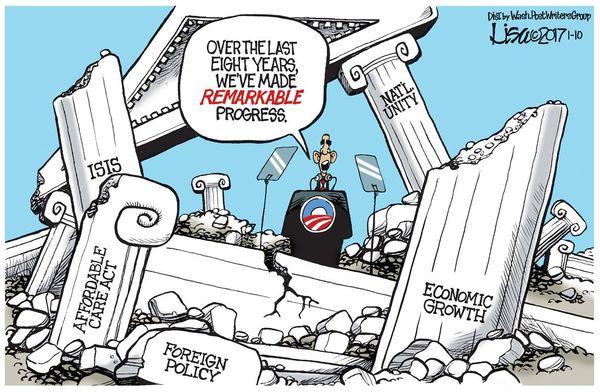 Obama Disaster