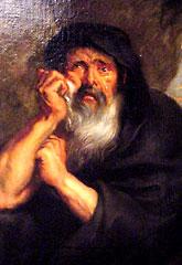 Heraclitus Weeping