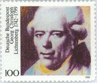 Lichtenberg Stamp