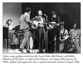 Dylan and Band