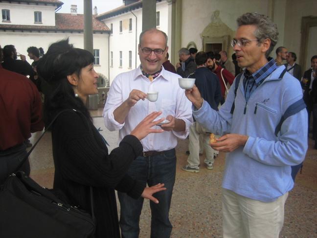 Patrizia Pedrini, Francesco Armezzani, Francesco Orilia