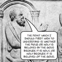 Socrates Euthyphro