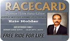 Racecard holder