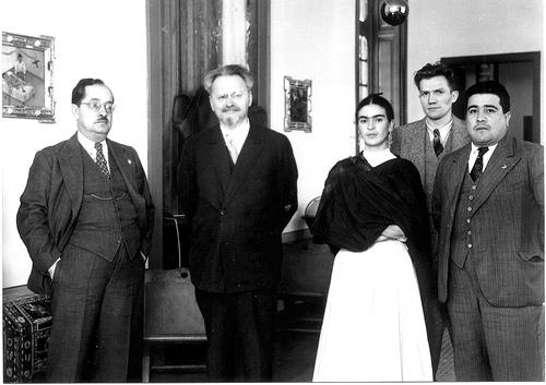 Trotsky-jean-frida