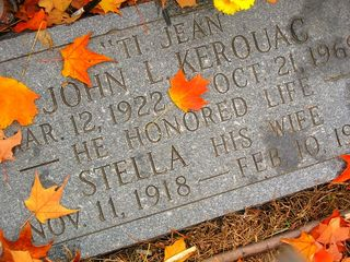 Jack's grave