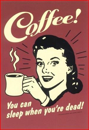 Coffee Dead