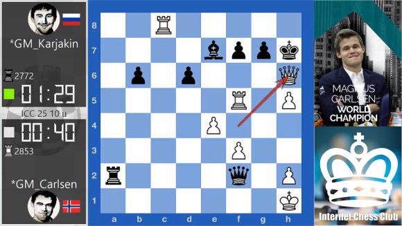 Carlsen retains title