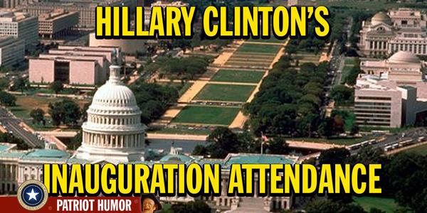 Hillart's Inauguration