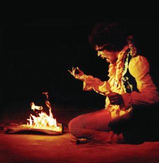Hendrix Monterey