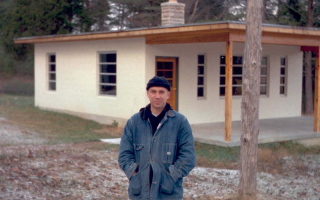 Merton and his hermitage