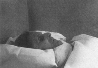 Wittgenstein on Death Bed