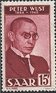 Peter Wust stamp