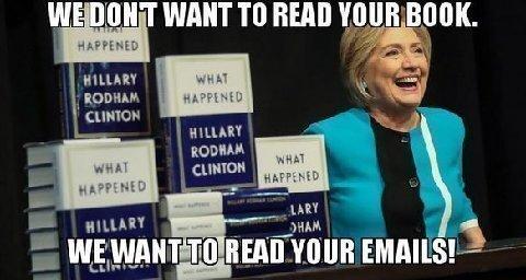 Hillary e-mails