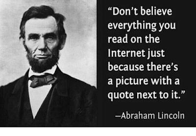 Lincoln-internet