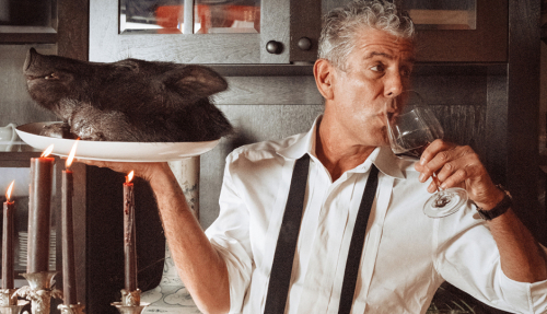Bourdain  Anthony
