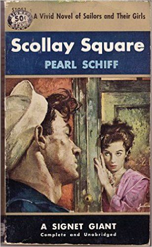 Scollay Square novel