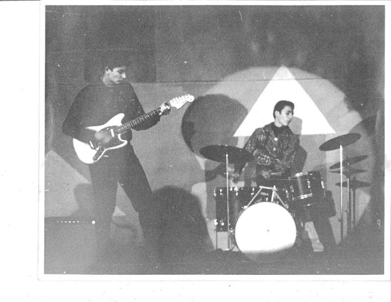 BV '66 or '67 Fender Mustang