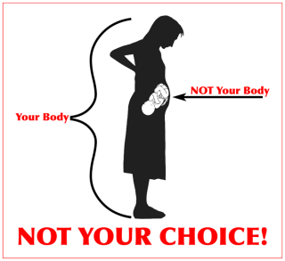 Not your body!