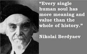 Berdyaev soul history