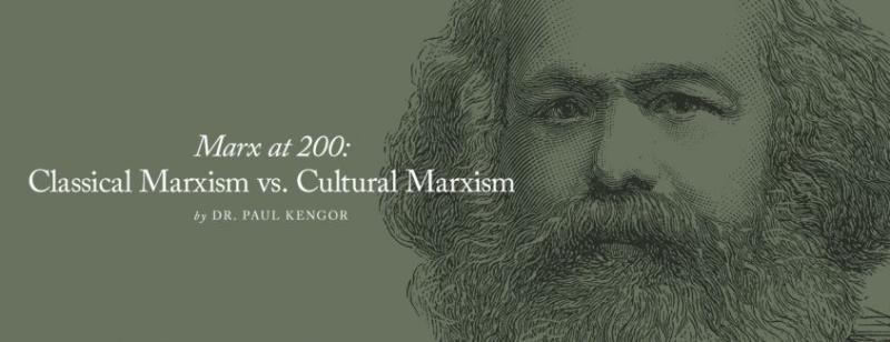 Marxism classical v. cultural Kengor