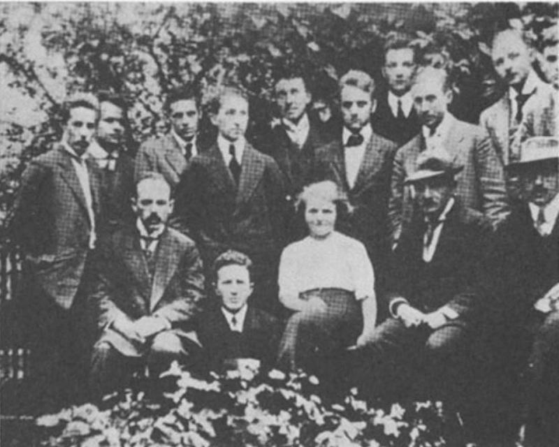 Phil. Gesellschaft Goettingen  1912