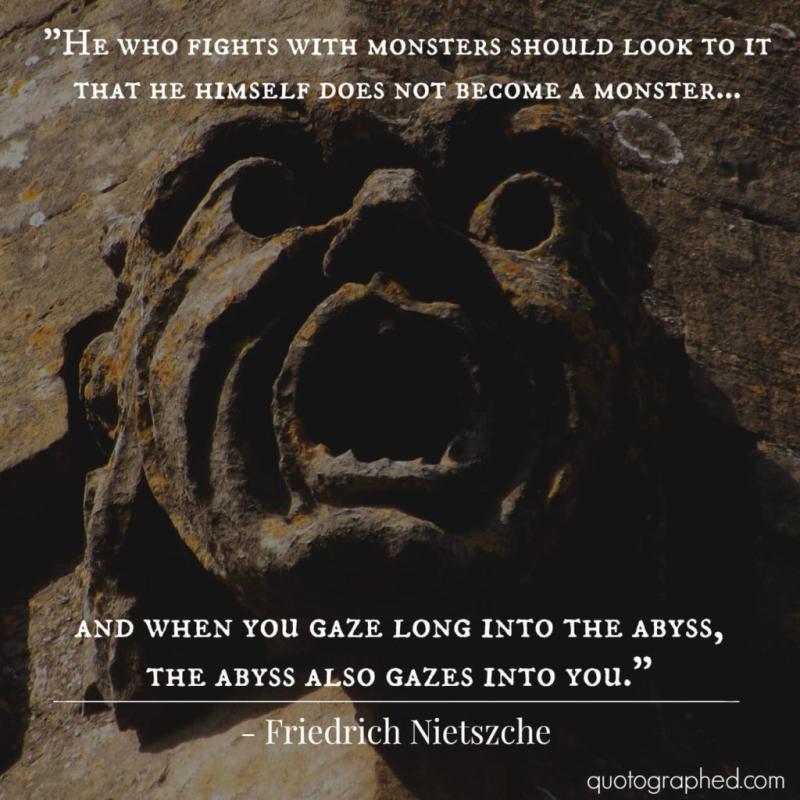 Nietzsche abyss