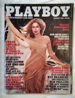 Playboy Jan 1981