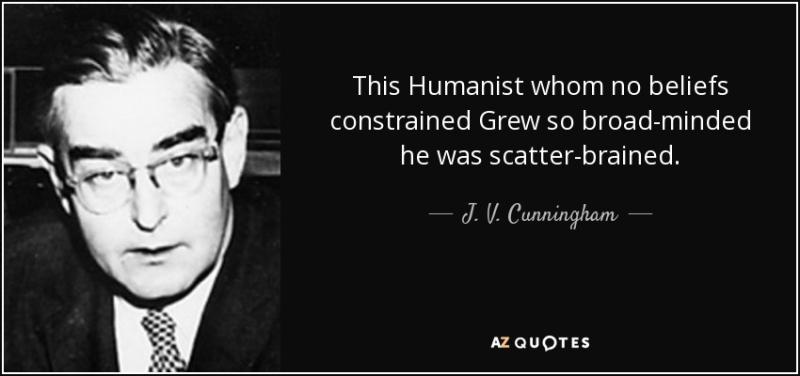 Cunningham  J. V.
