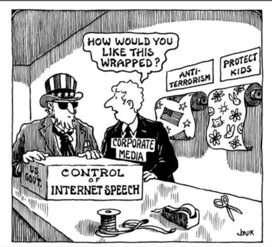 Speech control